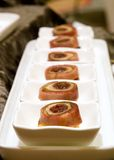 Oven Roasted Quail Galantine Royalty Free Stock Photography