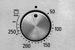 Oven Temperature Royalty Free Stock Photos
