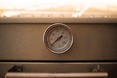 Oven Thermometer voor Bakkerij, de Meter van het Hitteniveau royalty-vrije stock afbeeldingen