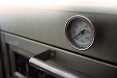 Oven Thermometer voor Bakkerij, de Meter van het Hitteniveau royalty-vrije stock fotografie