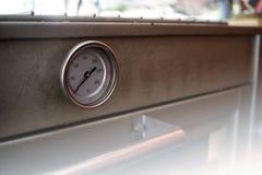 Oven Thermometer voor Bakkerij, de Meter van het Hitteniveau stock foto's