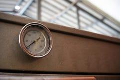 Oven Thermometer voor Bakkerij, de Meter van het Hitteniveau royalty-vrije stock foto's