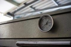 Oven Thermometer voor Bakkerij, de Meter van het Hitteniveau royalty-vrije stock afbeelding