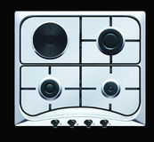 Oven top Stock Photography