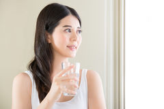 Over a billion people don`t have access to clean drinking water Stock Image