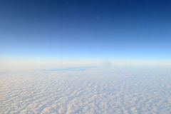 Over The Clouds Stock Photography