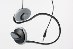 Over the ear style sport headphones Stock Photos
