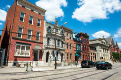 Over-the-Rhine Royalty Free Stock Photography
