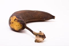 Over Ripe Banana Royalty Free Stock Image