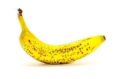 Over ripe banana Royalty Free Stock Photo