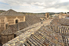 Over the Roofs of Toledo Stock Images
