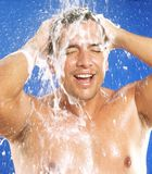 Over shower. Stock Photo