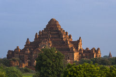 Over The Temples of Bagan Royalty Free Stock Photos