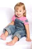 Overall Girl1 stock photography