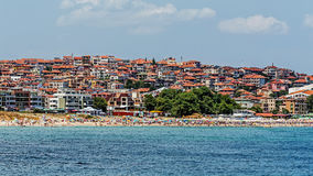 Overall view of Sozopol Royalty Free Stock Image