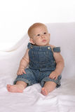 Overalls Four Stock Photography