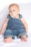 Overalls one Royalty Free Stock Images