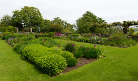 Overbecks Edwardian house gardens in Salcombe Devon England UK a tourist attraction royalty free stock image