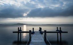 overcast imagem de stock