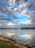 Overcast Morning Royalty Free Stock Photography