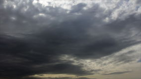 overcast niebo zbiory wideo
