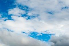 Overcast sky Stock Image