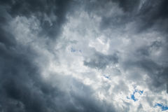 Overcast sky Royalty Free Stock Photo