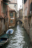 Overcast in Venice - Italy Stock Images
