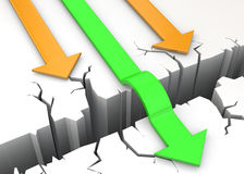 Overcome Obstacles - 3D Stock Images