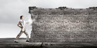 Overcoming challenges Stock Photos