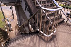 Overcrossing σε Khonkaen Ταϊλάνδη Στοκ Φωτογραφίες