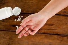 Overdose Imagens de Stock