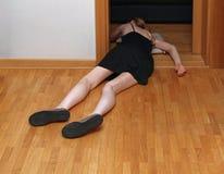 Overdose Fotografie Stock Libere da Diritti