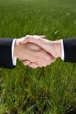 Overeenkomst Stock Fotografie