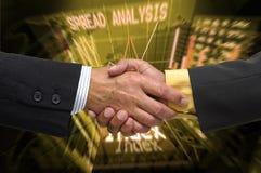 Overeenkomst Stock Foto