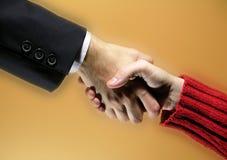 Overeenkomst Stock Afbeelding