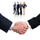 Overeenkomst! Stock Afbeeldingen