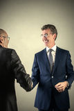 Overeenkomst! Royalty-vrije Stock Foto's