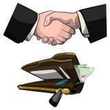 overeenkomst Royalty-vrije Stock Afbeeldingen