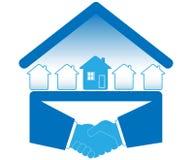 Overeenkomst van landgoed Stock Afbeelding