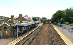 Overeenkomstenstation Kent England royalty-vrije stock foto's