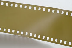 Overexposed film on a light surface Royalty Free Stock Photos