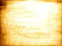 Overgebelichte oude document textuur stock fotografie