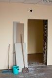 Overhaul in room Stock Photo