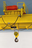 Overhead crane Royalty Free Stock Image