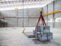 Overhead Crane Test Stock Images