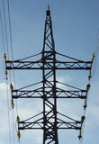 Overhead Line Tower Stock Image