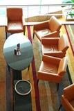 Overhead lounge Stock Photo
