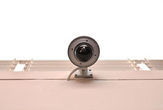 Overhead security camera Stock Photography