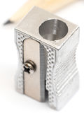 Pencil Sharpener Overhead Stock Photography
